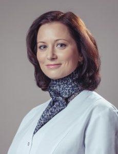 Интервью заведующей отделением лучевой диагностики МИБС, врача-рентгенолога высшей категории, к.м.н. Дарьи Игоревны Куплевацкой