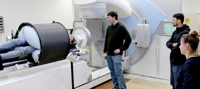 3-D конформная система лучевой терапии с фиксированным пучком