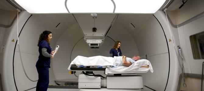 Адъювантная радиотерапия улучшает лечение местно-распространенного рака простаты