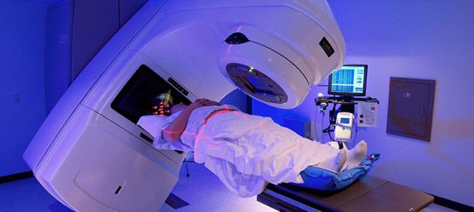 Гидрогелевый материал при 3D конформной радиотерапии РПЖ